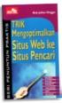 Trik Mengoptimalkan Situs Web ke Situs Pencari